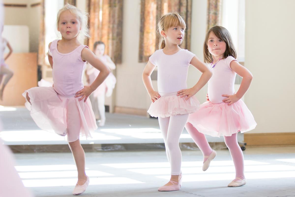 Parent Day Ballet Recitals!