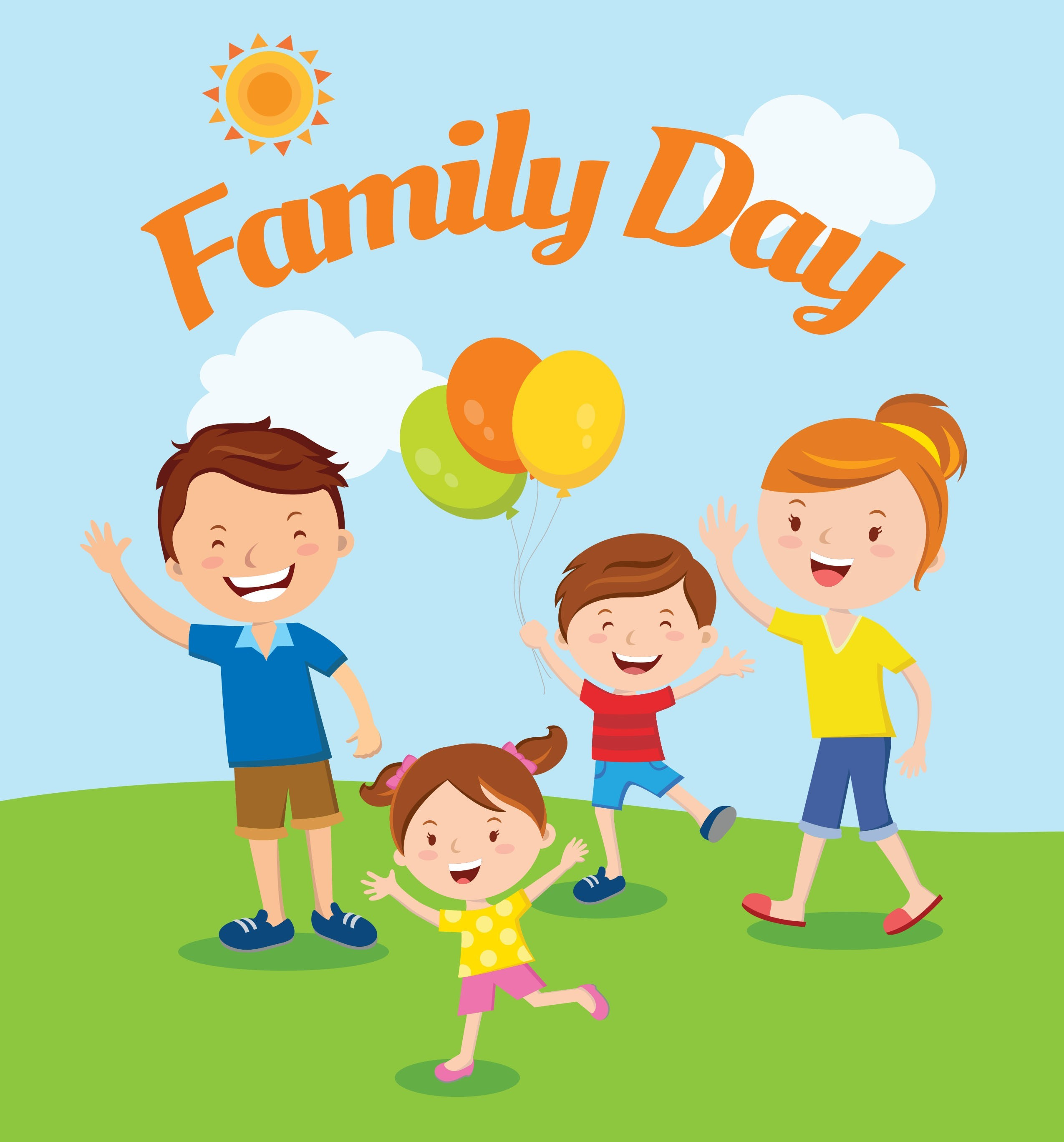 no classes on family day harmony school of dance   music Summer Day Clip Art First Day of Spring Clip Art