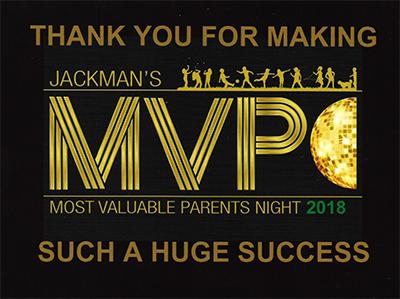 Jackman Avenue Public School MVP