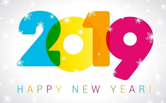 Happy New Year!!! Welcome Back