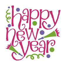 Happy New Year! Back to Classes January 9th!