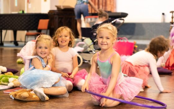 Ballerina Camp at Harmony!