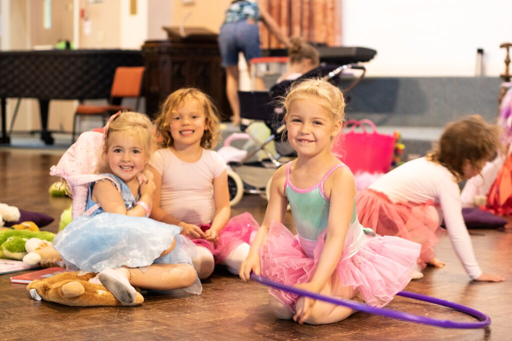 Ballet Summer Camp at Harmony! Girls and Boys ages 3-7